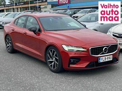 käytetty Volvo S60 T5 Business R-Design A (MY19.2) *2x renkaat alumiinivantein korko 1,9%+kulut*