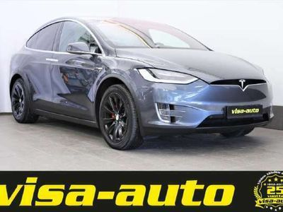 käytetty Tesla Model X 90D *Autopilot 2.0, Premium Connectivity, Ilma-alusta*