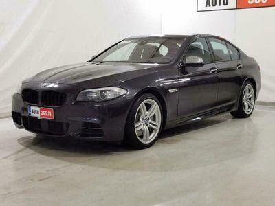 käytetty BMW 550 **NYT PÄRÄHTI! HUHTIKUUN KORKO 0.99**M550D xDrive *ACC *COMFORT *HUD *360-KAMERA *HUIPPUVARUSTEINEN SEDAN!