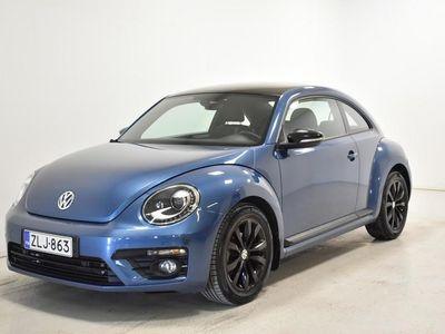 käytetty VW Beetle Black Style 1,2 TSI 77 kW (105 hv) DSG-automaatti