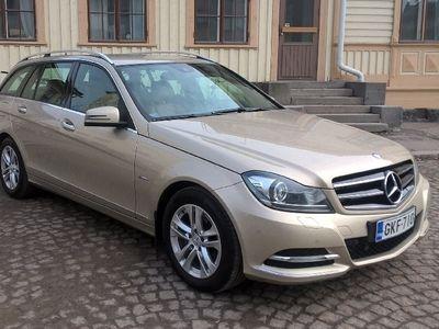 käytetty Mercedes C200 CDI BE T A Avantgarde Suomi-auto