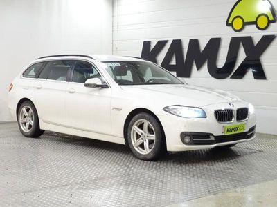 käytetty BMW 520 520 F11 Touring d A Business *** ALV-AUTO, WEBASTO KAUKO-OHJAUKSELLA, RATINLÄMMITYS ***