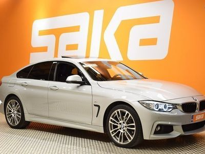 käytetty BMW 420
