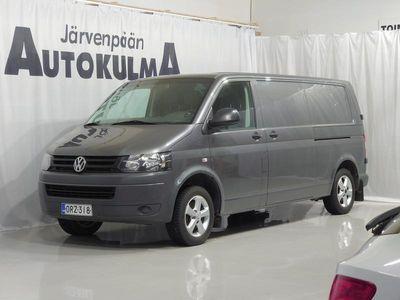 käytetty VW Transporter umpipa pitkä 2,0 TDI 103kw DSG