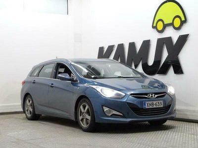 käytetty Hyundai i40 Wagon 1,6 GDI 6MT ISG Comfort # SUOMI-AUTO #