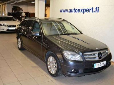 käytetty Mercedes C220 CDI T A