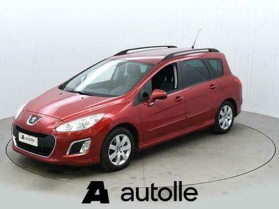 käytetty Peugeot 308 *VETOKOUKKU* SW Active VTi 120 Rahoituksella Tarkastettuna Kotiin toimitettuna!