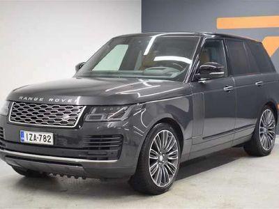 käytetty Land Rover Range Rover P400e Plug-in Hybrid Autobiography, Panorama, Meridian, HUD, Executive Class