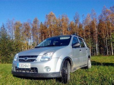 käytetty Suzuki Ignis 4WD