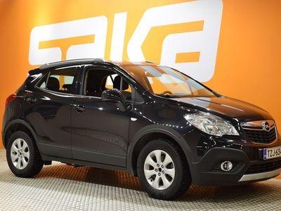 käytetty Opel Mokka 5-ov Enjoy 1,4 Turbo Start/Stop 4x4 103kW MT6 ** Ratinlämmitin / Lohko+sisäp. / Tutkat / Bluetooth /