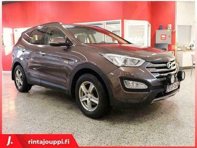 käytetty Hyundai Santa Fe 4WD 2,2 CRDi 145kW 6AT Style Business *** J. autoturva saatavilla, ., J. kotiintoimitus