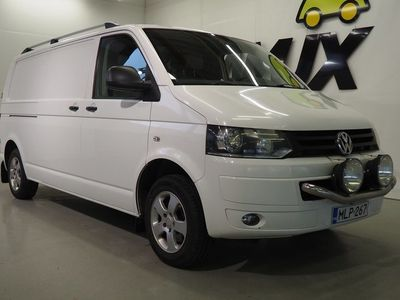 käytetty VW Transporter umpipakettiauto pitkä 2,0 TDI 103 kW 4Motion 3200kg BlueMotionTechnology