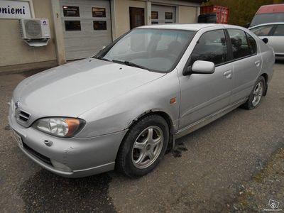 käytetty Nissan Primera