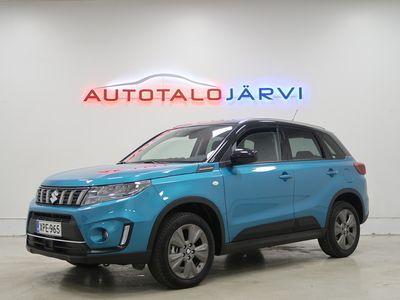 käytetty Suzuki Vitara 1,4 BOOSTERJET 4WD GL+ 6MT HYBRID ** Korkotarjous 0,99% + kulut **