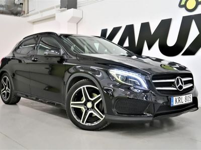 käytetty Mercedes GLA220 CDI 4M | AMG |
