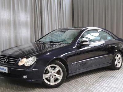 käytetty Mercedes CLK320 Coupe A Avantgarde, HYVÄT VARUSTEET!
