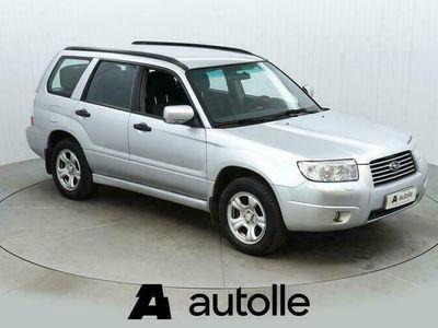käytetty Subaru Forester *TOIMINTAKYKYINEN* 2.0 AWD, Tarkastettuna, Rahoituksella, Kotiin toimitettuna!