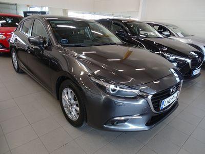 käytetty Mazda 3 5HB 2,0 (120) SKYACTIV-G Premium Plus 6MT 5ov BV2