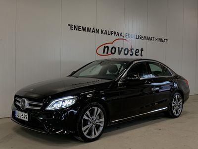 käytetty Mercedes C300 de Plug-in Hybrid Premium A *TEHDASTAKUU/ADAPT. VAK./MULTIBEAM LED* *1.99% KORKO, KOTIINTOIMITUS VELOITUKSETTA!*