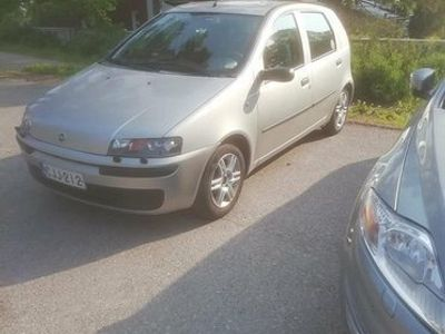 käytetty Fiat Punto 2002