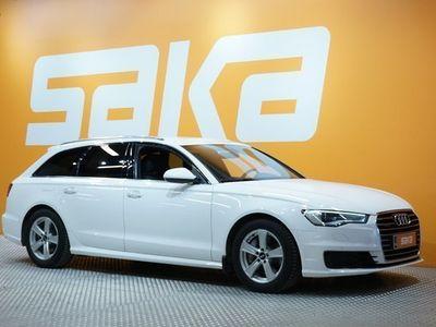 käytetty Audi A6 Avant Business Sport 3,0 V6 TDI 160 kW quattro S tronic ** Bluetooth / AMI / Keyless / Sporttipenkit