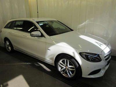 käytetty Mercedes C350e TA Avantgarde, Ladattava Hybridi, Suoraan huollosta!, Navi, LED, Kamera, Burmester, Sähkötakal