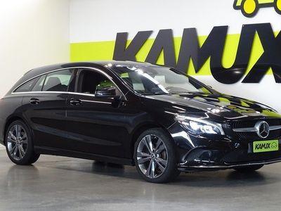 käytetty Mercedes CLA220 Shooting Brake d A Premium Business / HUIPPUVARUSTEET / ADAPT:VAKKARI / LED VALOT / ISOLLA KESKINÄYTÖLLÄ