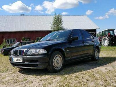 käytetty BMW 316 E46 vm -99