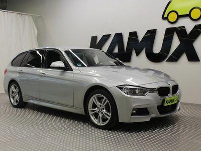 käytetty BMW 330 330 F31 Touring d A xDrive M Sport / Adapt. vakkari / Hud / LED-ajovalot