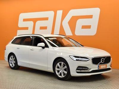 käytetty Volvo V90 D3 Momentum **Huollettu 3/21 / Webasto / Koukku / Adapt.vakkari / Pilot assist / Digimittaristo / LED **