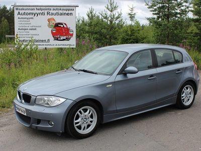 käytetty BMW 120