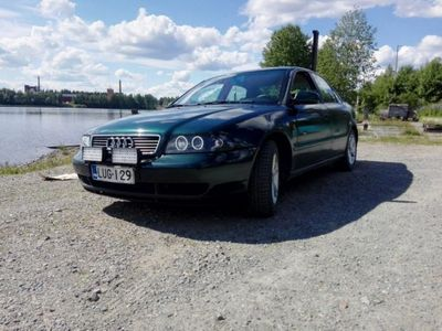 gebraucht Audi A4 quattro