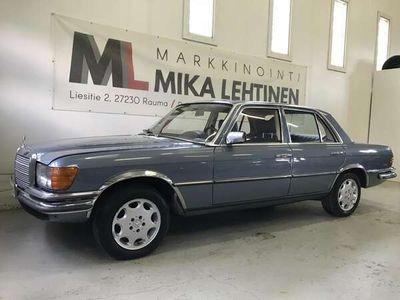 käytetty Mercedes S280 4d A