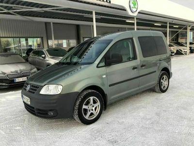 käytetty VW Caddy Life 1,9 TDI 77 kW