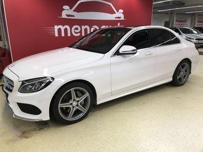 käytetty Mercedes A200 CAMG Premium Edition - #webasto #AMG #huippuhieno #menoturva