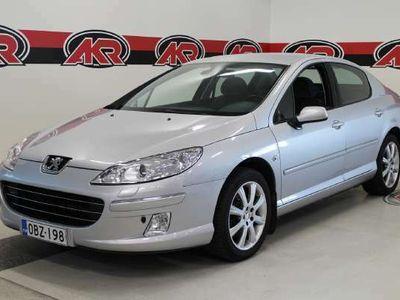 käytetty Peugeot 407 Premium 2,2 Automaatti
