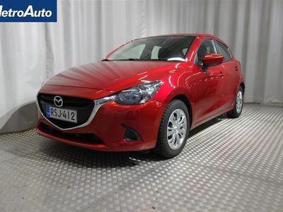 käytetty Mazda 2 5HB 1,5 (75) SKYACTIV-G Active 5MT 5ov AB1