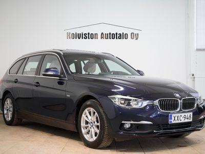 käytetty BMW 320 320 d A xDrive Luxury Line. / Lasikatto / Sähkötoiminen takaluukku / Led-ajovalot /