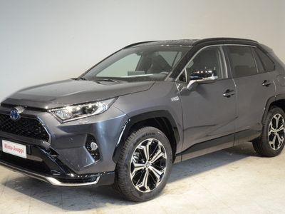 käytetty Toyota RAV4 PLUG-IN Hybrid 2,5 AWD-i Style