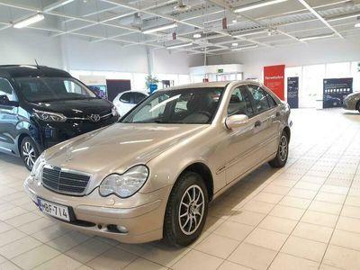 käytetty Mercedes C180 Elegance A