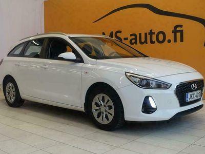 käytetty Hyundai i30 1,4 Classic Wagon #1-Omisteinen #Suomi-Auto #UudempiKorimalli