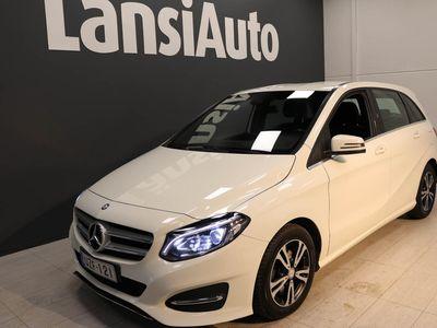 käytetty Mercedes A180 BPremium Business **** Min 1500e takuuhyvitys TAI LänsiAuto Safe 0e **** **** LänsiAuto Safe -s