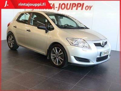 käytetty Toyota Auris 1,4 VVT-i Linea Terra 5ov *** J. kotiintoimitus