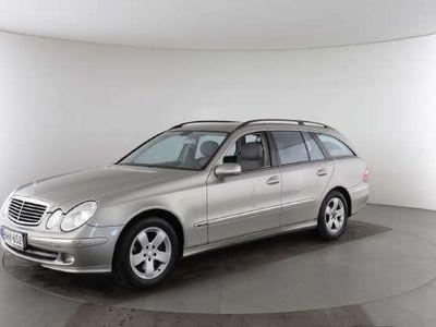 käytetty Mercedes E280 CDI 4Matic A - Vääntävä V6 Avantgarde neliveto ensimmäiseltä omistajalta