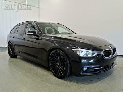 käytetty BMW 330 dA Sport xDrive LCI Touring ** TULOSSA VARASTOON ** HYVIN VARUSTELTU * TÄYS HUOLTOKIRJA * NÄYTTÄVÄ FACELIFT