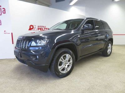 käytetty Jeep Grand Cherokee 3,0 CRD S-Limited Autom