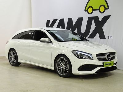 käytetty Mercedes 200 CLA-sarjad A Shooting Brake Business AMG / Uudet talvirenkaat / Facelift / P-kamera / Sport-istuimet ...