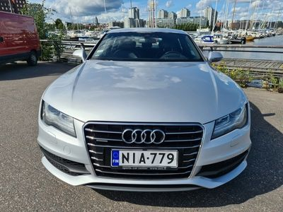käytetty Audi A7 Business 3,0 V6 TDI Biturbo 230 kW quattro tiptronic