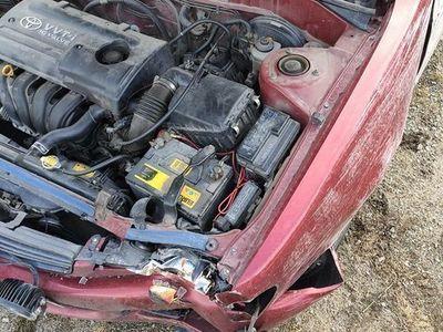 käytetty Toyota Corolla 1.6 2001