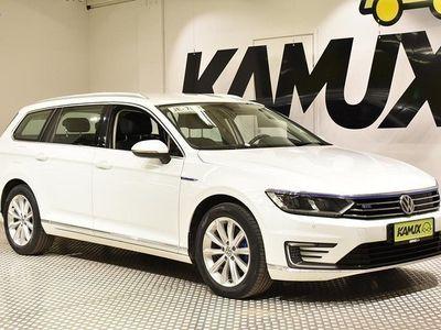 käytetty VW Passat Variant GTE Plug-In Hybrid 160 kW (218 hv) DSG-automaatti